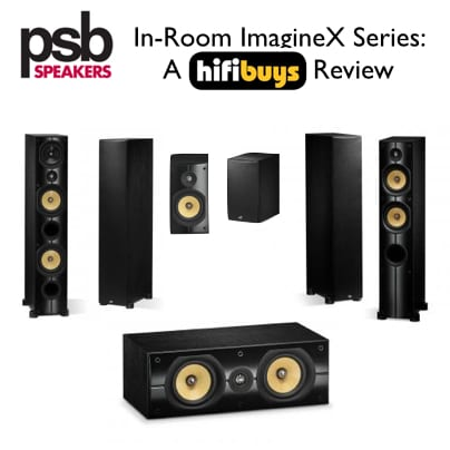 PSB Imagine Speakers: HiFi Buys Review